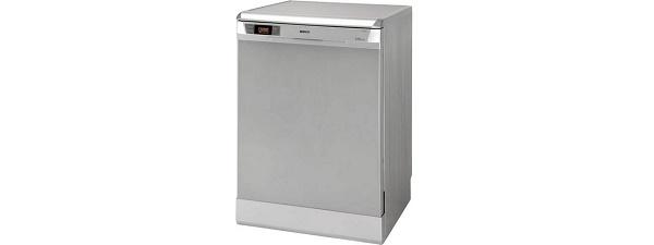 Beko DSFN6830S Standard Dishwasher Freestanding Silver