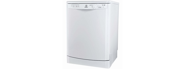 Indesit DFG15B1 Standard Dishwasher Freestanding White