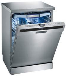 Picture of Siemens stainless steel dishwasher