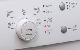 Picture of a simple Bosch control panel