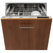 Picture of a Beko integrated dishwasher