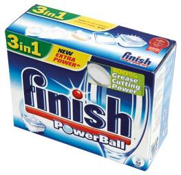 Picture of a box of Finish 3 in 1 tabs