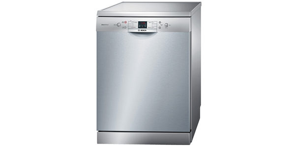 Bosch Classixx SMS40A08GB Freestanding Standard Dishwasher