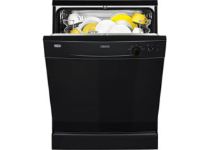 Zanussi ZDF21001NA Review