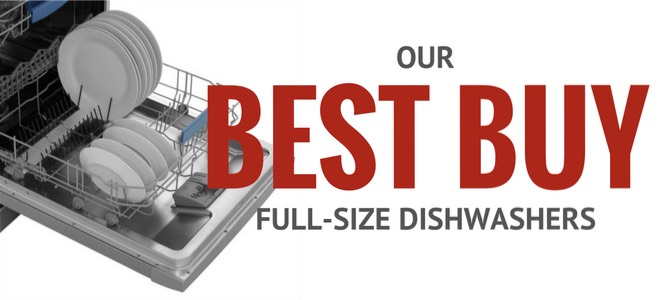 Best buy dishwashers that we recommend