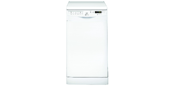Indesit DSR57B1 Slimline Dishwasher
