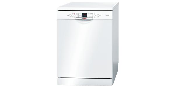 Bosch Serie 6 SMS53M02GB Standard Dishwasher