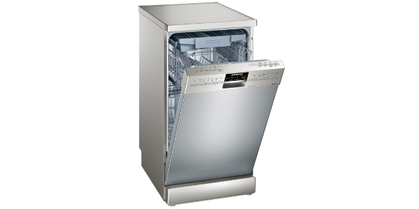 Siemens SR26T891GB iQ500 Dishwasher 45cmFreestanding
