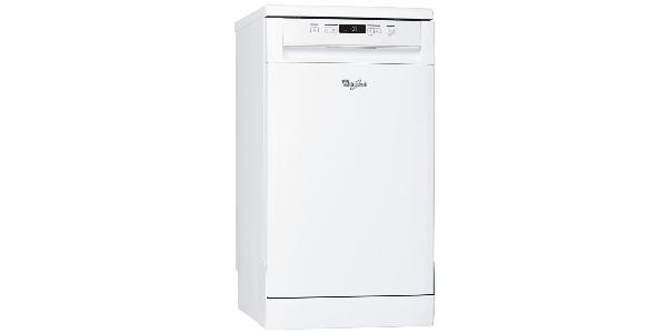Whirlpool ADP301WHUK Slimline Dishwasher