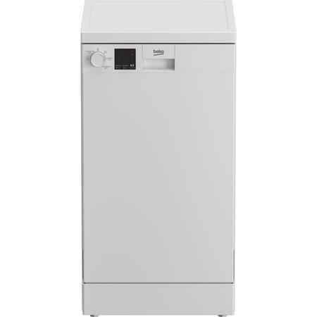 Beko DVS05C20W Slimline Freestanding Dishwasher