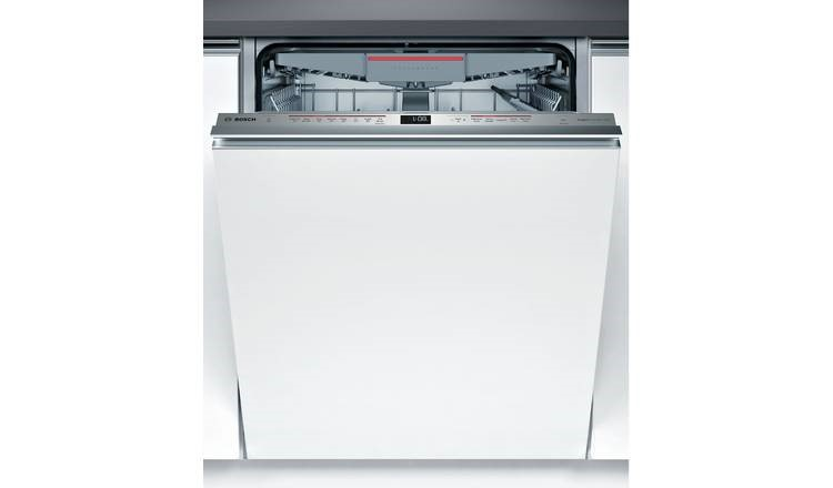 Bosch SMV68MD01G Fully Integrated Dishwasher