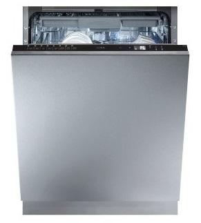 CDA Integrated Dishwasher in Silver