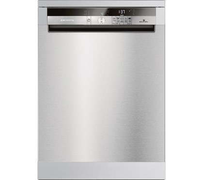 GRUNDIG GNF41821X Full-size Dishwasher - Stainless Stee