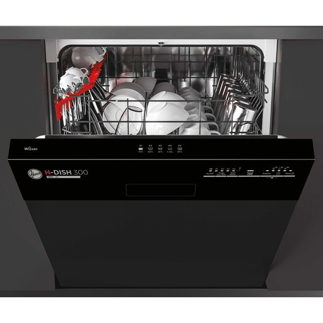 Hoover H-DISH 300 Wi-Fi Connected Semi Integrated Dishwasher