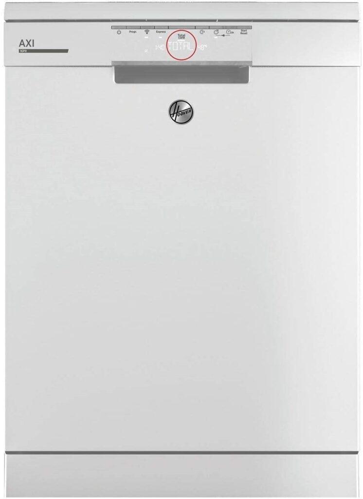 Hoover HDPN1S643PW Freestanding Dishwasher