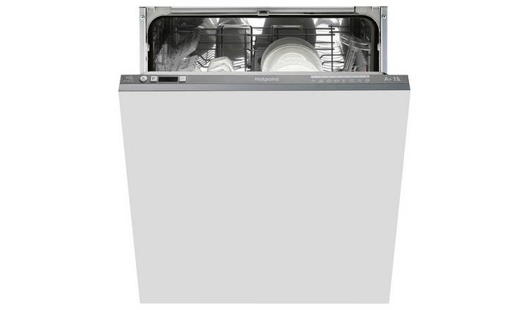 Hotpoint HIC3B19C Integrated Dishwasher