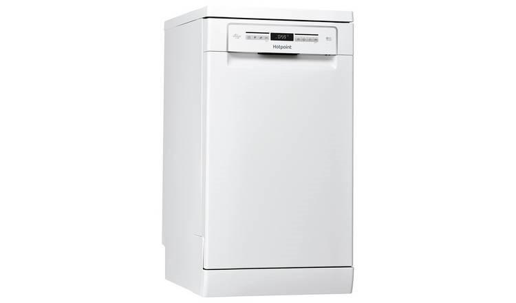 Hotpoint HSFO3T223WUK Slimline Dishwasher