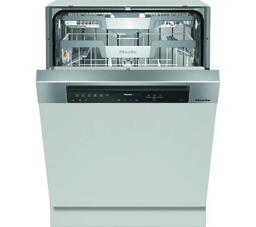 Miele G 7315 Sci XXL Full-Size Semi Integrated Dishwasher