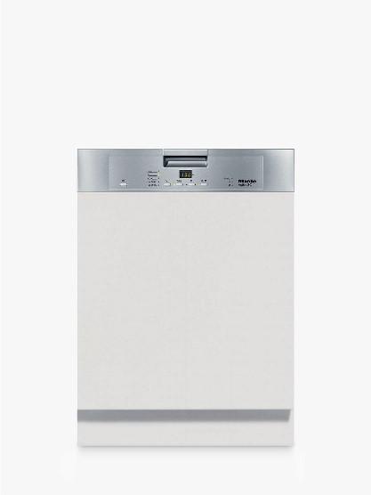 Miele G4203Sci Active-Semi Integrated Dishwasher