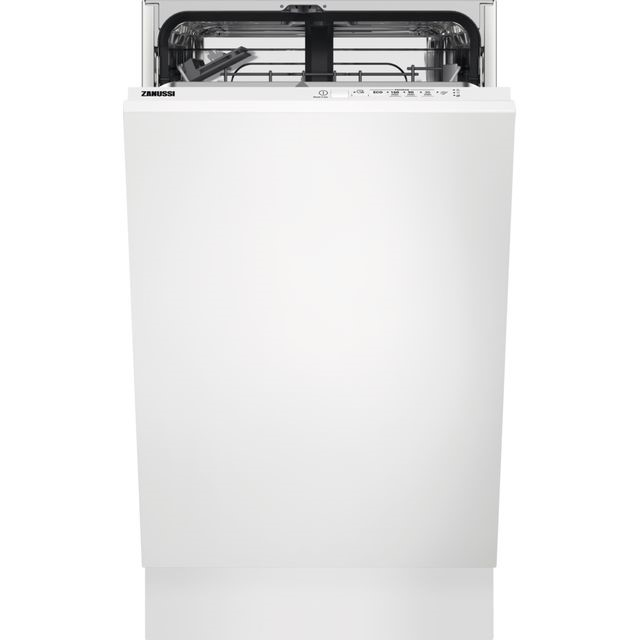 Zanussi ZSLN1211 Fully Integrated Slimline Dishwasher